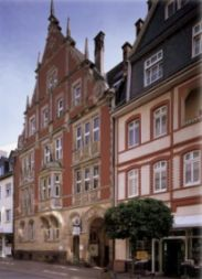 Pension Domblick in Wetzlar, Hessen